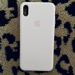iphone XS max case in pink sand